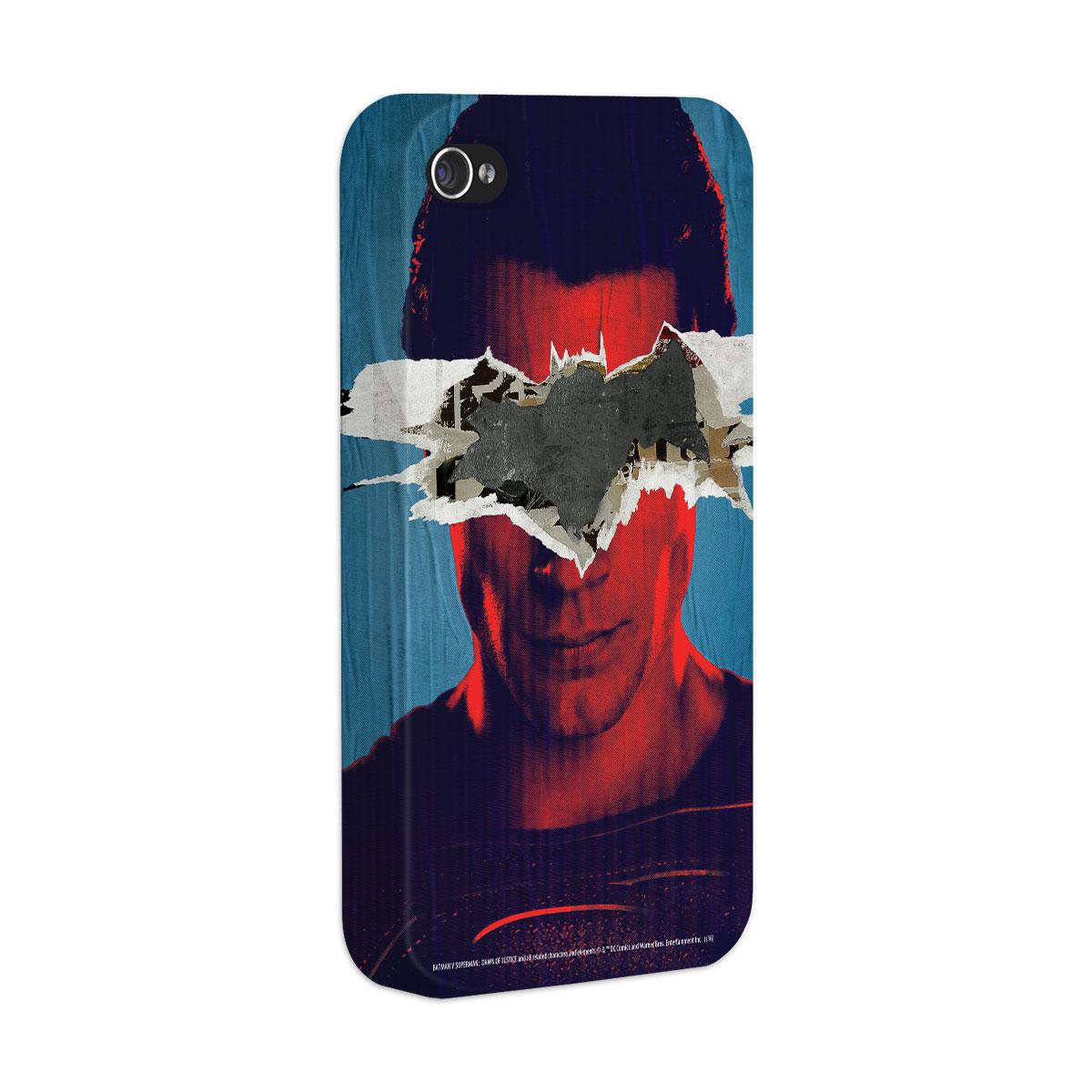 Capa para iPhone 4/4S Batman VS Superman Man VS God