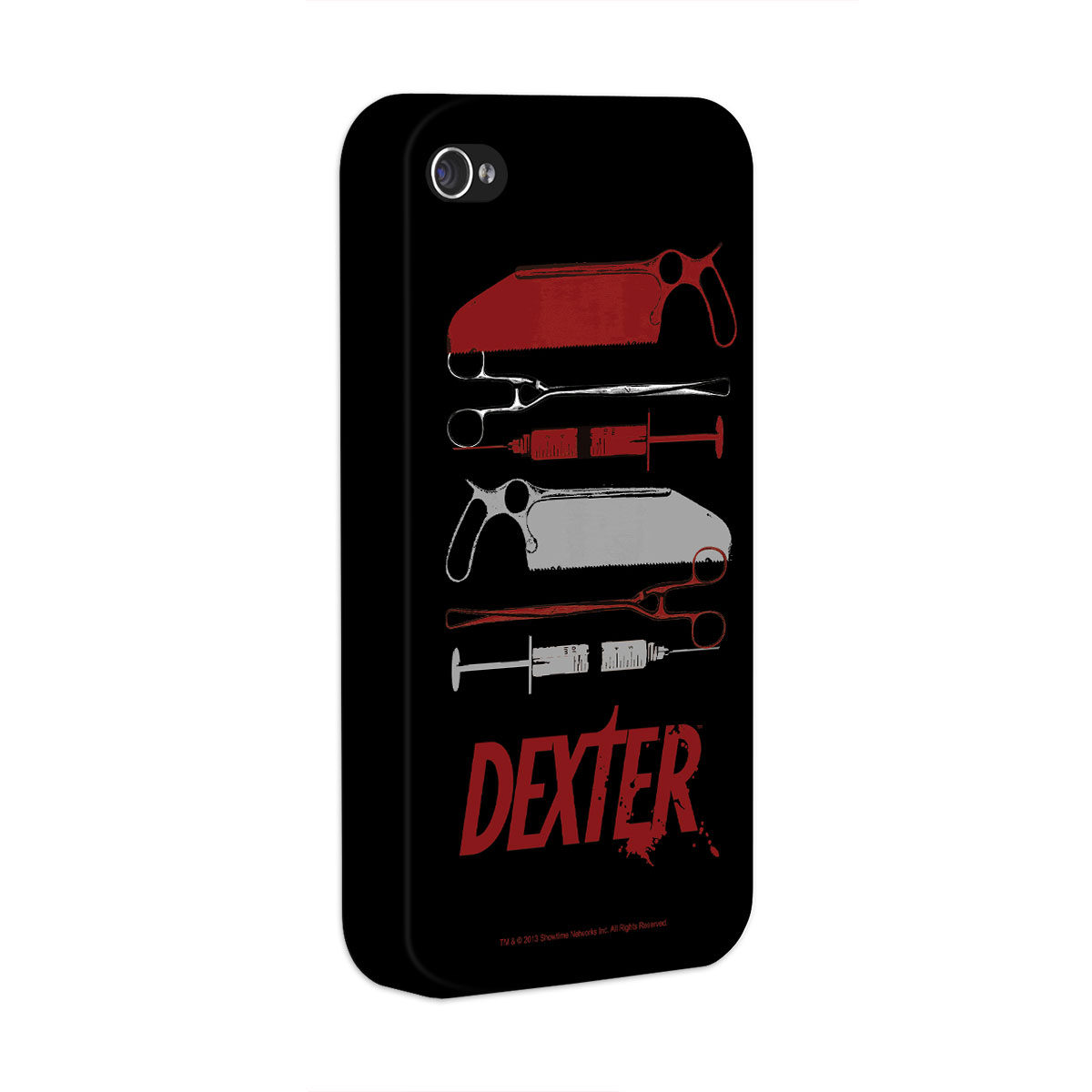 Capa Para iPhone 4/4S Dexter Elements Dead