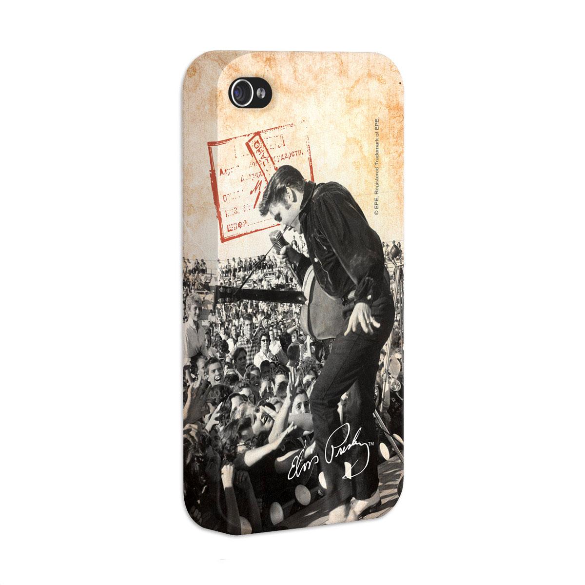 Capa Para iPhone 4/4S Elvis At Mississippi