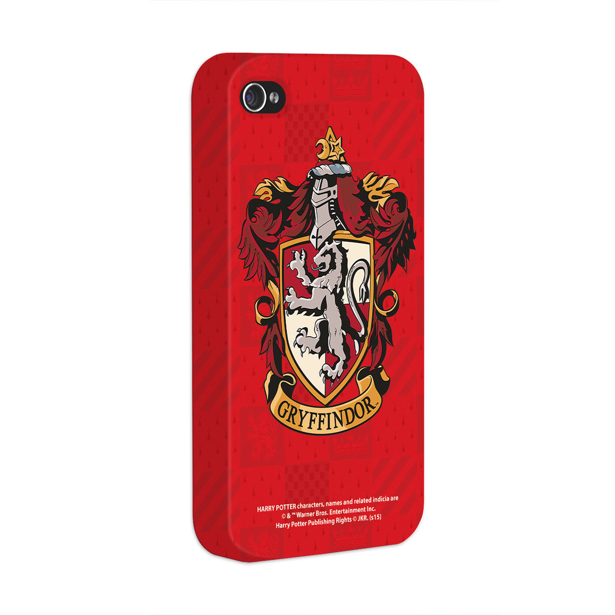 Capa Para iPhone 4/4S Harry Potter Gryffindor