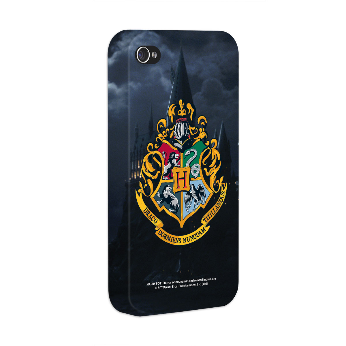 Capa para iPhone 4/4S Harry Potter Hogwarts