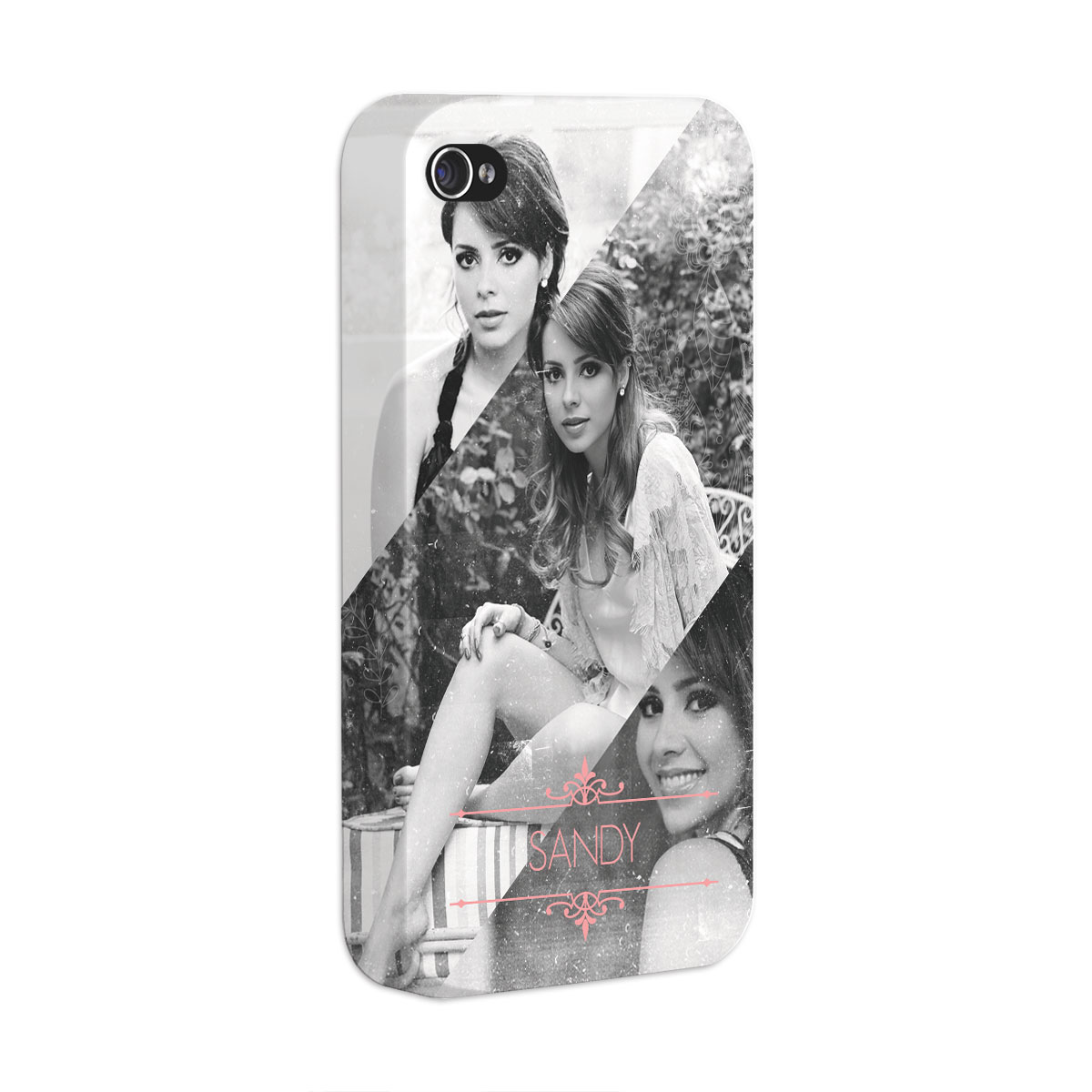 Capa para iPhone 4/4S Sandy Pictures