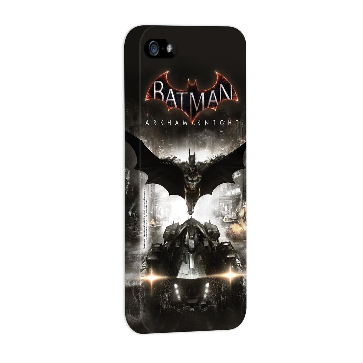 Capa para iPhone 5/5S Batman Arkham Knight Action