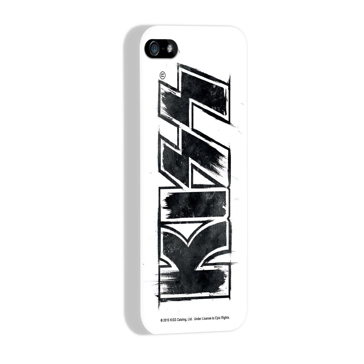 Capa para iPhone 5/5S Kiss Logo