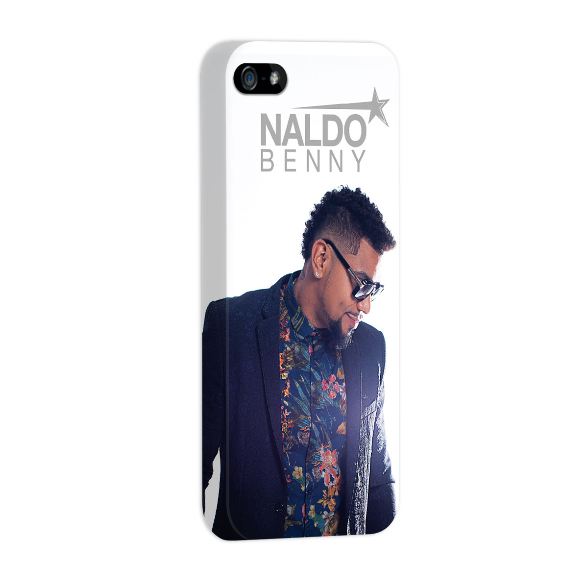 Capa para iPhone 5/5S Naldo Benny Photo