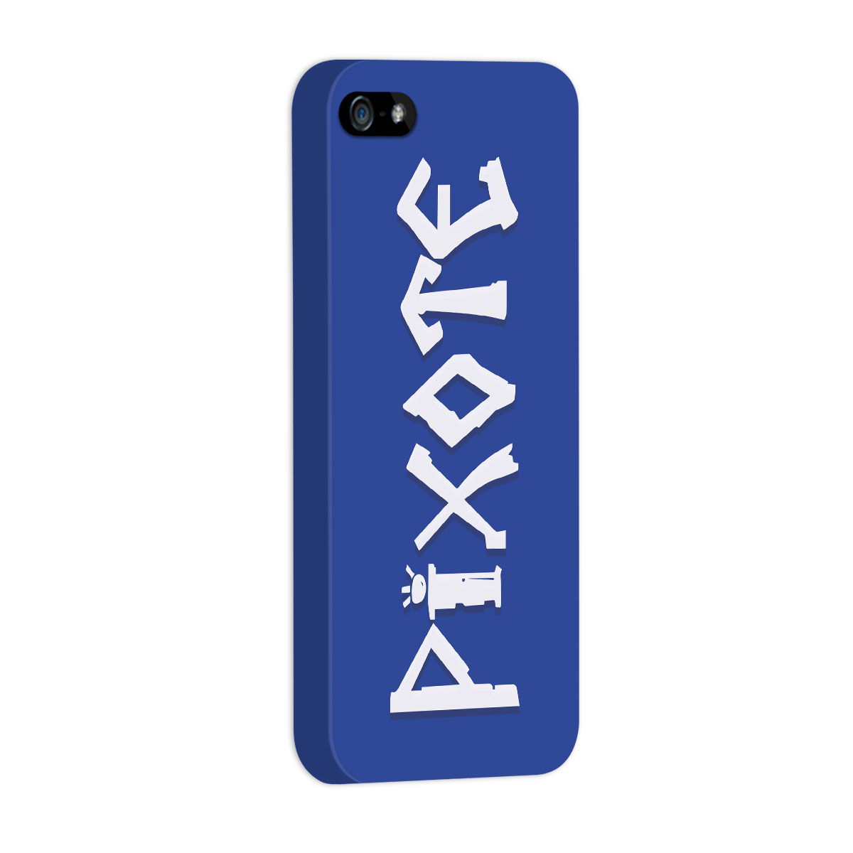 Capa para iPhone 5/5S Pixote Logo Blue