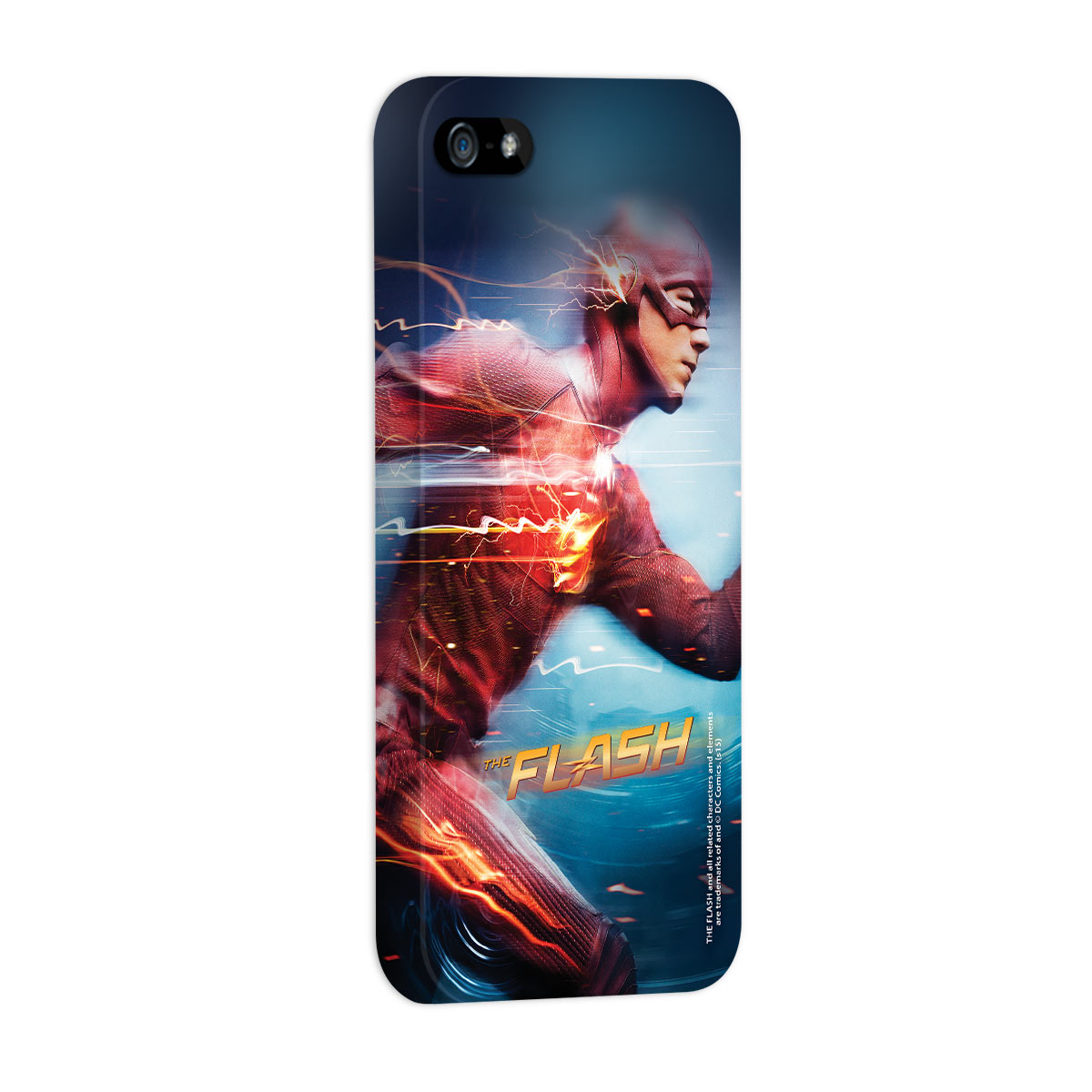 Capa para iPhone 5/5S The Flash Serie Running