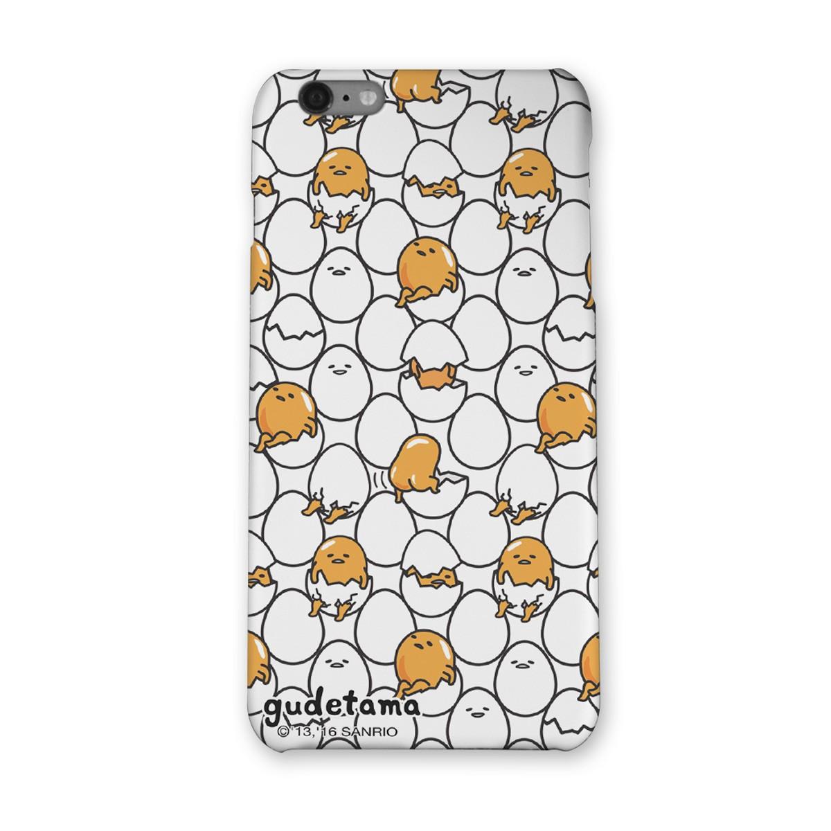 Capa para iPhone 6/6S Gudetama Eggshell