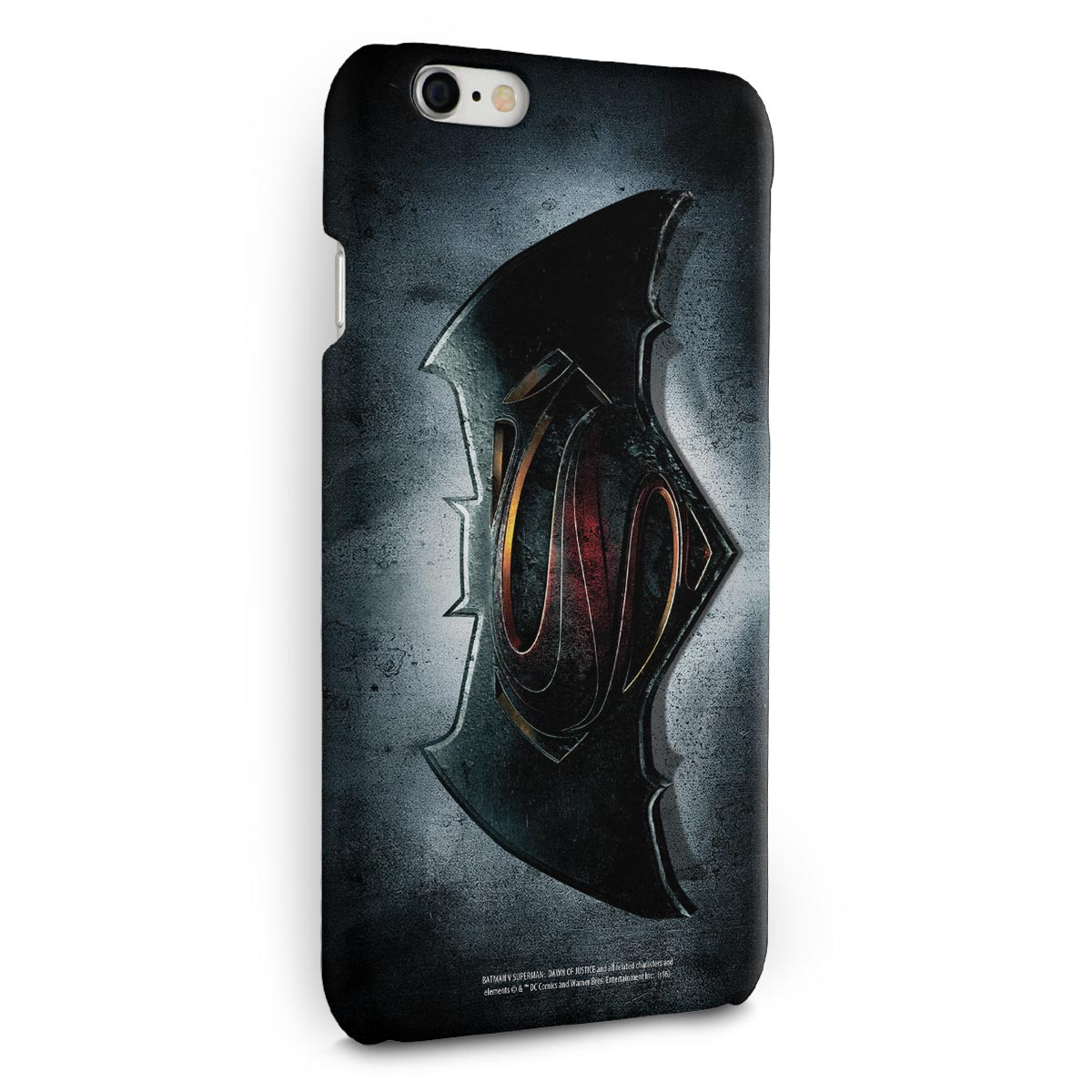 Capa para iPhone 6/6S Plus Batman VS Superman Logo