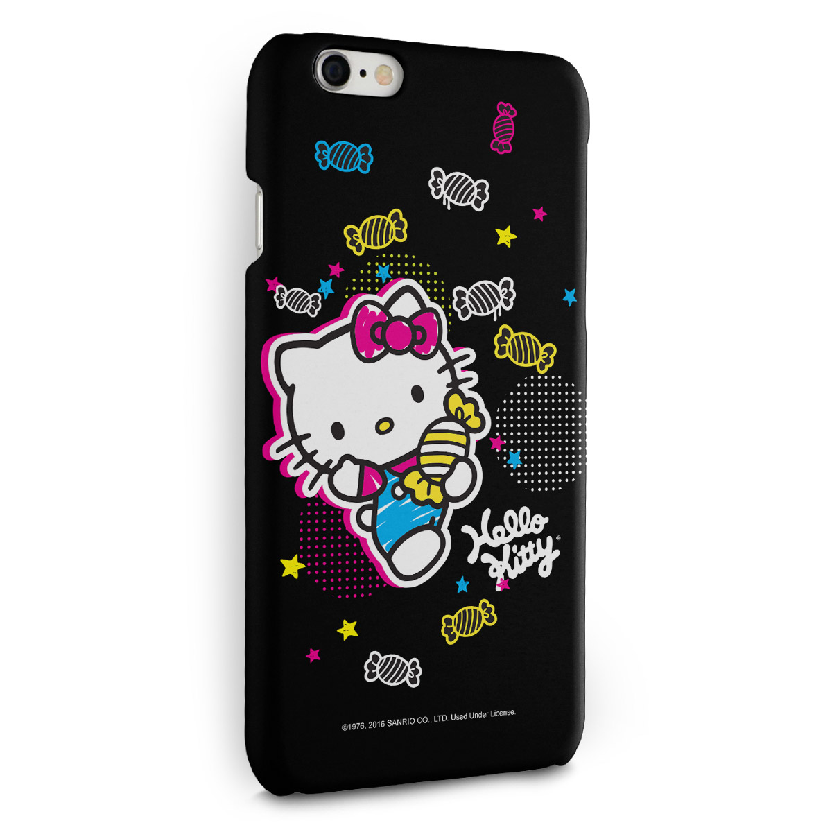 Capa para iPhone 6/6S Plus Hello Kitty Ready for Action