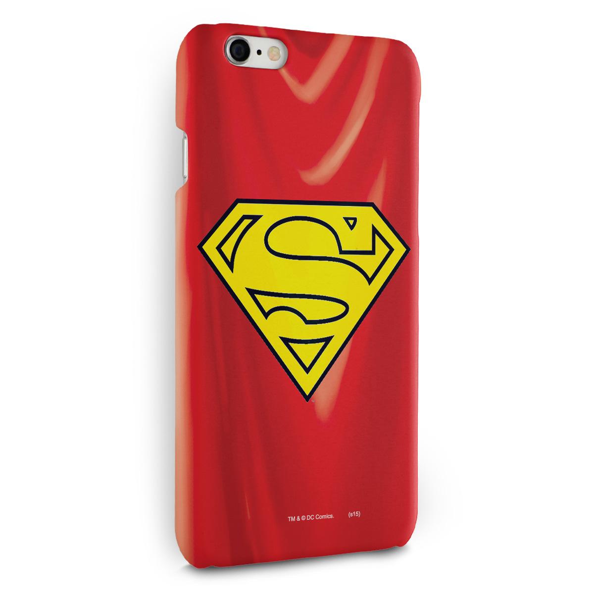 Capa para iPhone 6/6S Plus Superman Capa