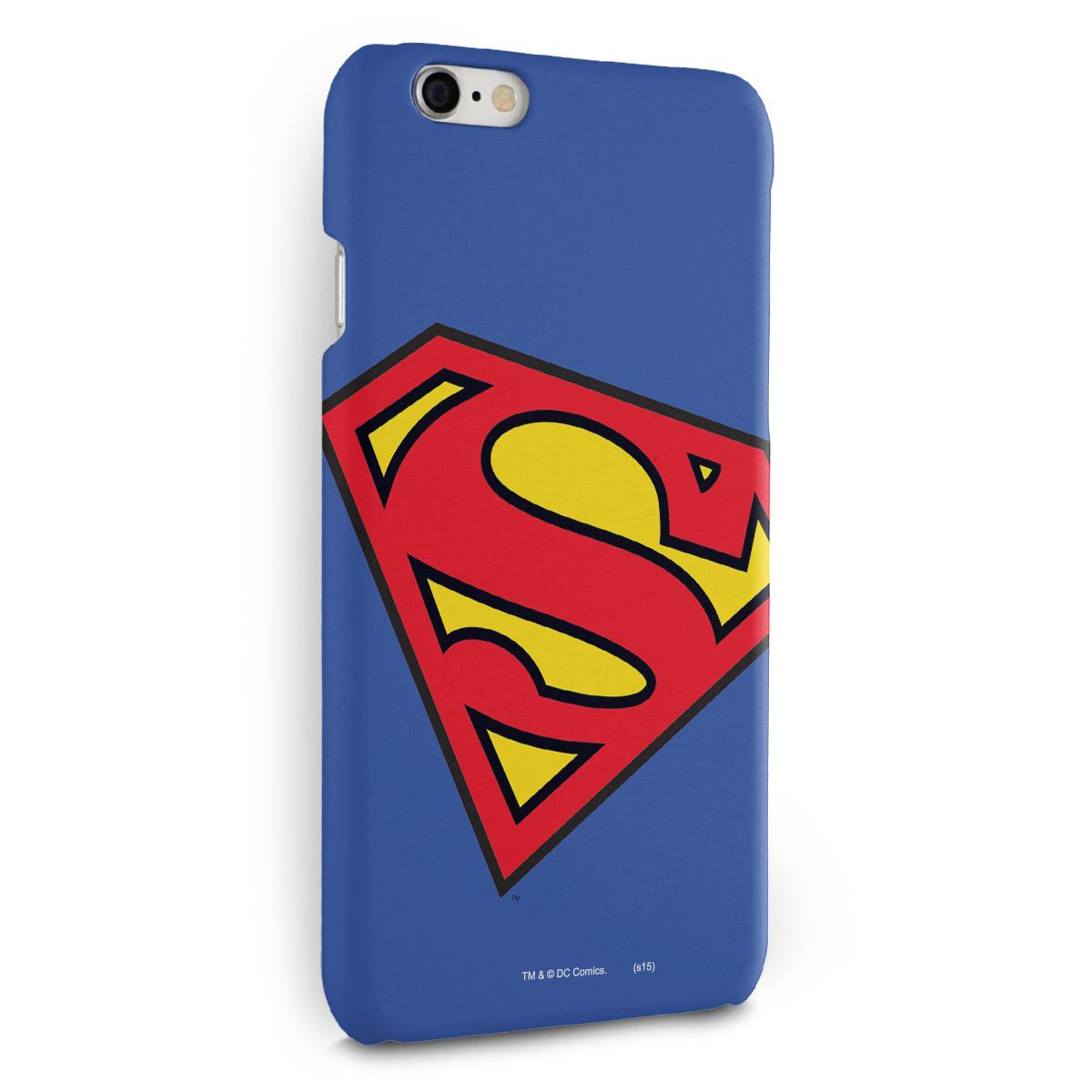 Capa para iPhone 6/6S Plus Superman Logo Oficial