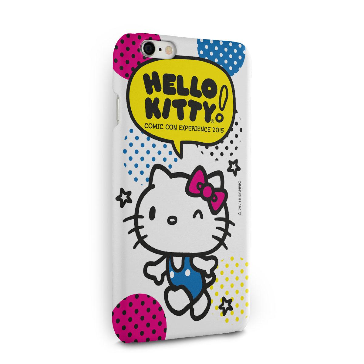 Capa para iPhone 6/6S Hello Kitty Comic Con Experience