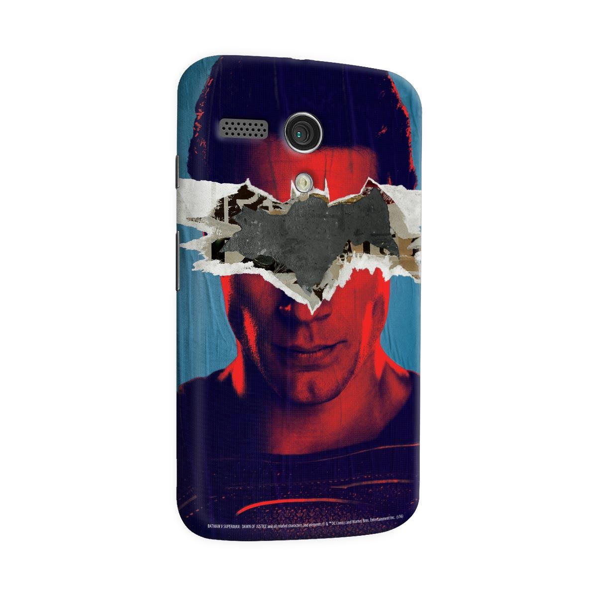 Capa para Motorola Moto G 1 Batman VS Superman Man VS God