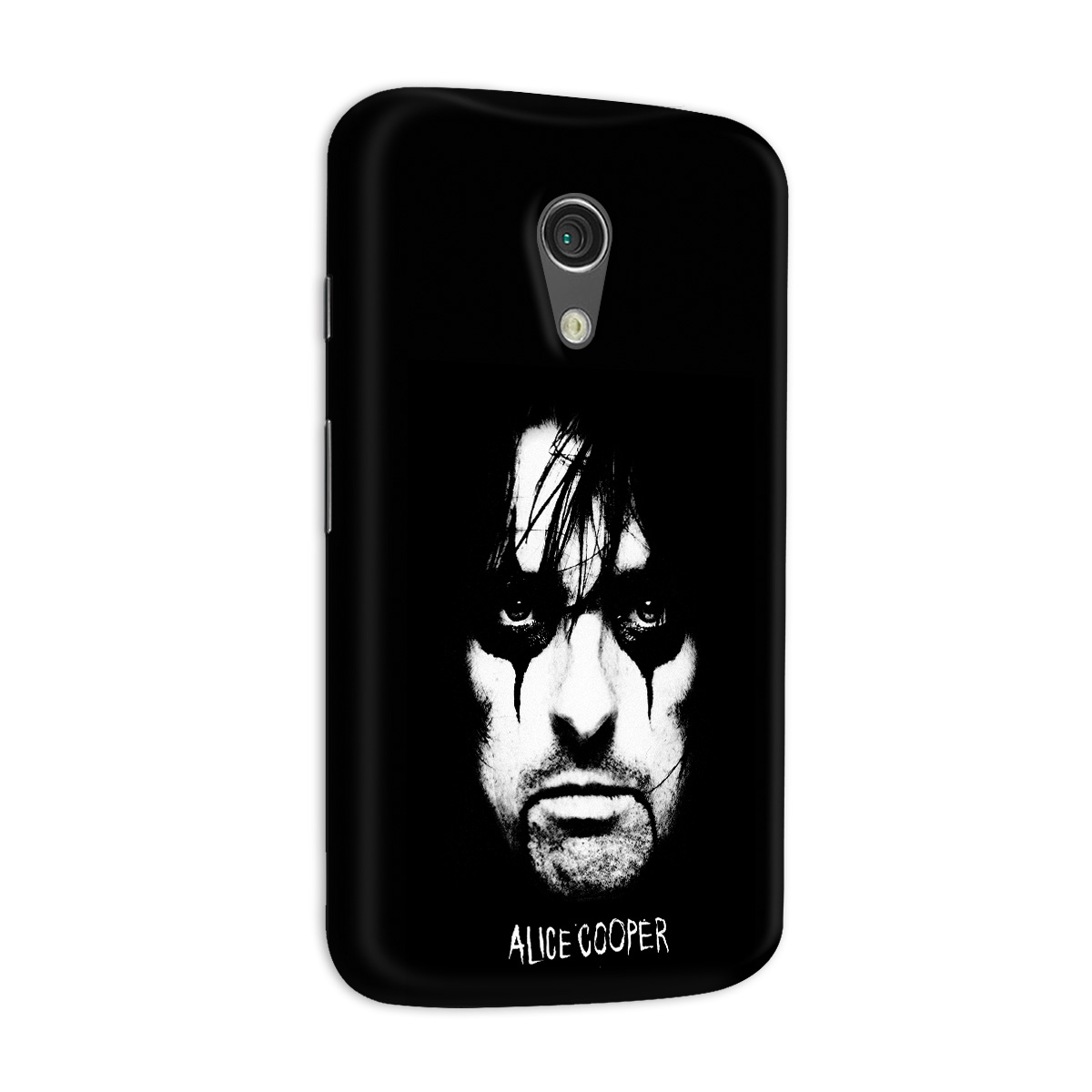 Capa para Motorola Moto G 2 Alice Cooper Portrait