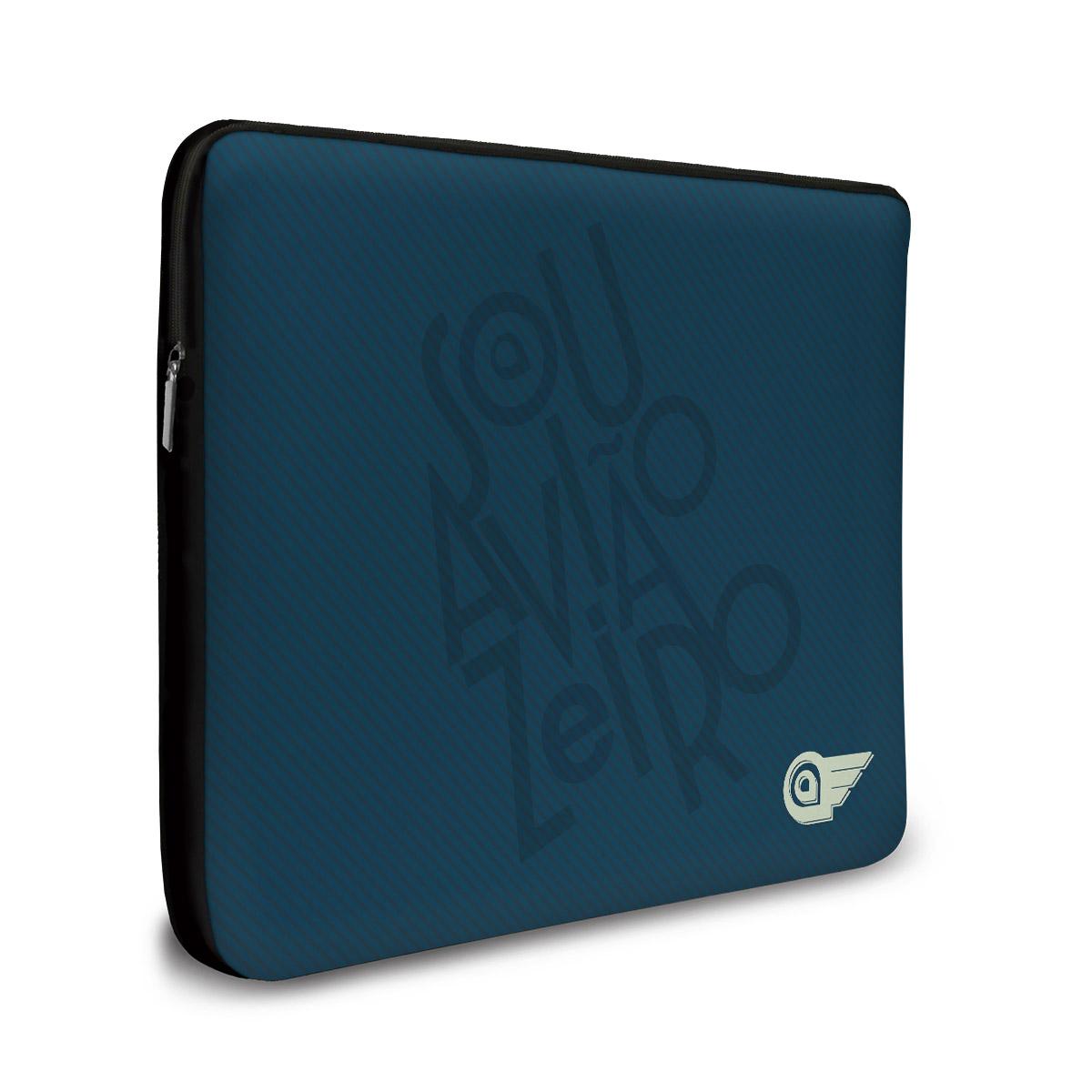 Capa para Notebook Aviões do Forró Sou Aviãozeiro