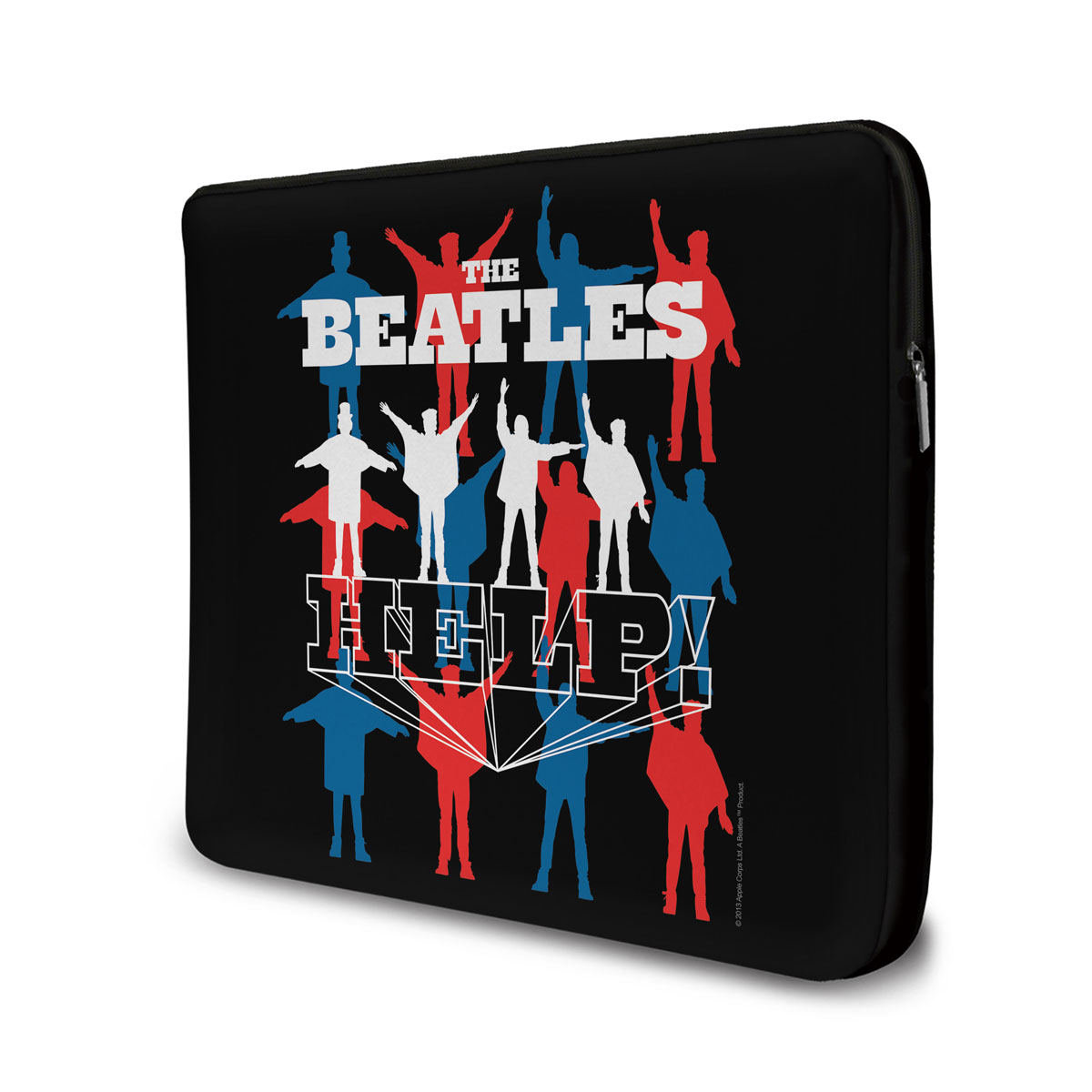 Capa Para Notebook The Beatles Help