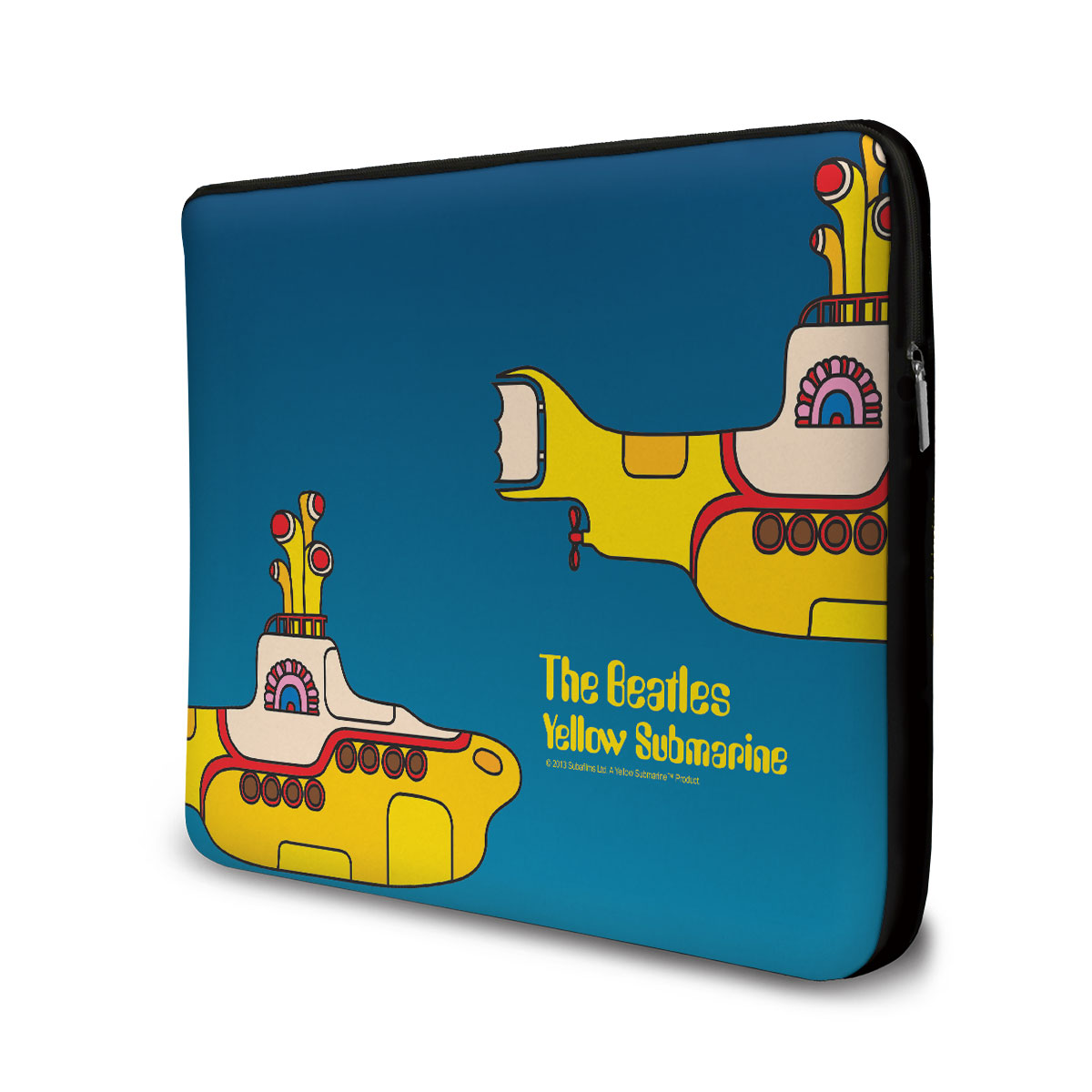 Capa Para Notebook The Beatles Yellow Submarine