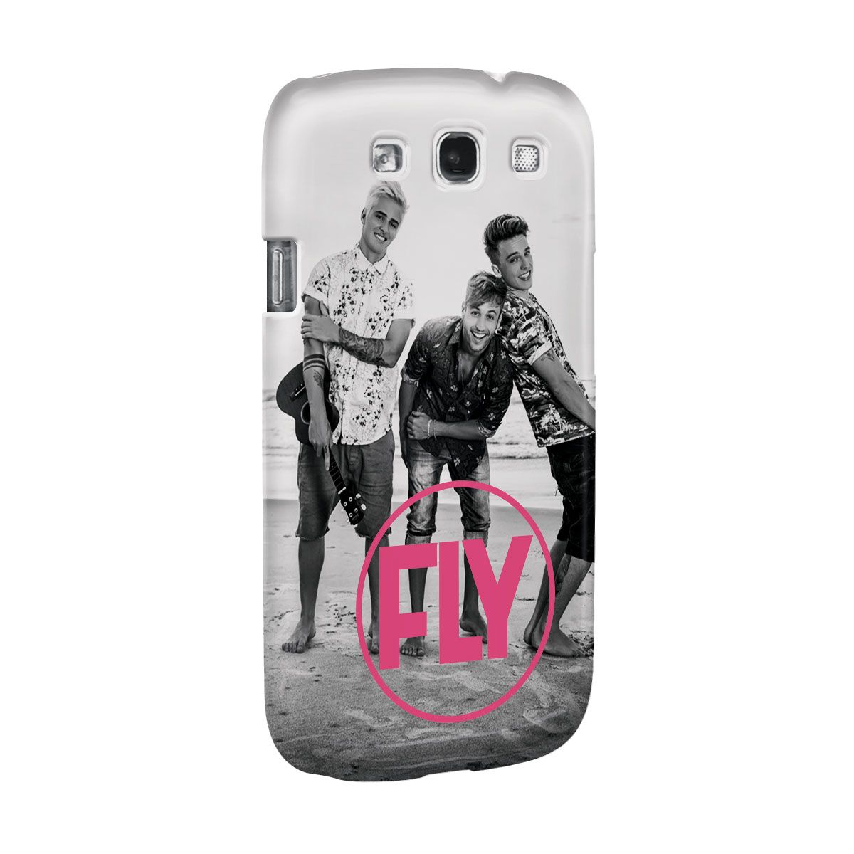 Capa para Samsung Galaxy S3 Banda Fly Foto