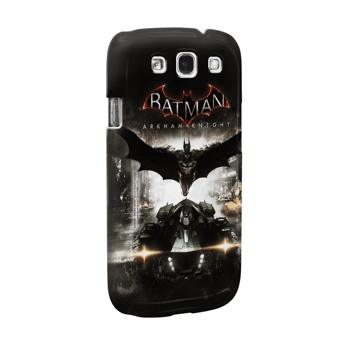 Capa para Samsung Galaxy S3 Batman Arkham Knight Action