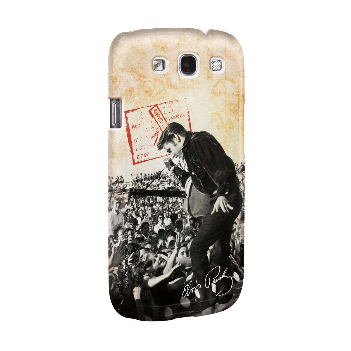 Capa para Samsung Galaxy S3 Elvis At Mississippi