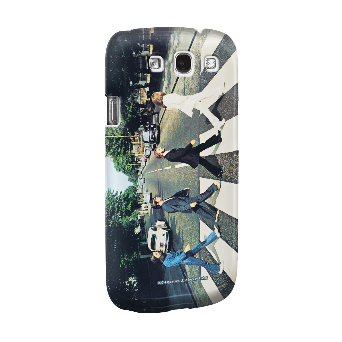 Capa para Samsung Galaxy S3 The Beatles Abbey Road Original