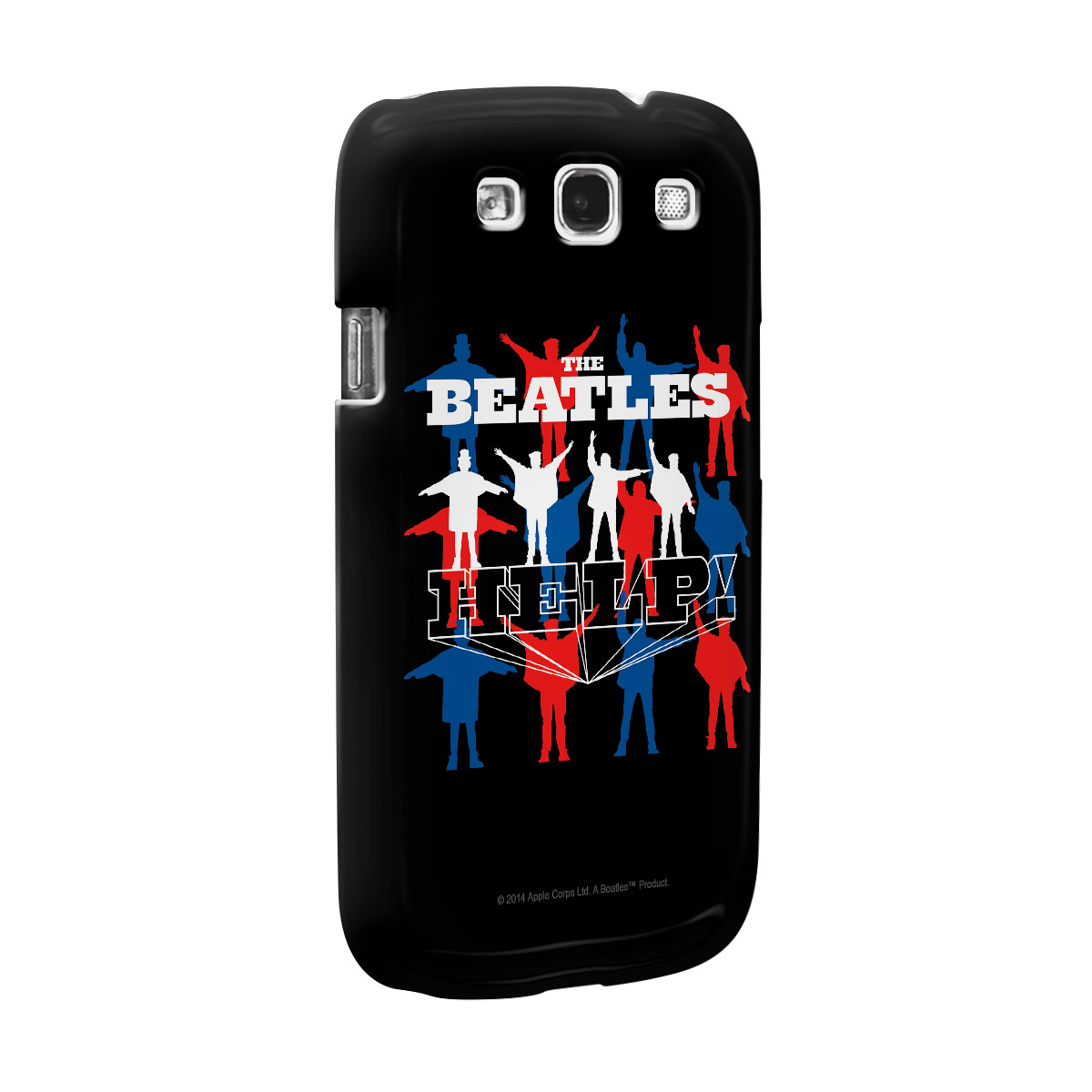 Capa para Samsung Galaxy S3 The Beatles Help