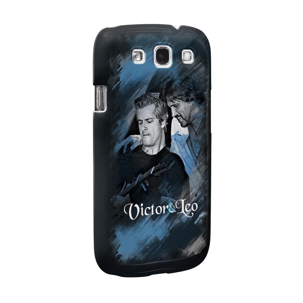 Capa para Samsung Galaxy S3 Victor & Leo Perfil