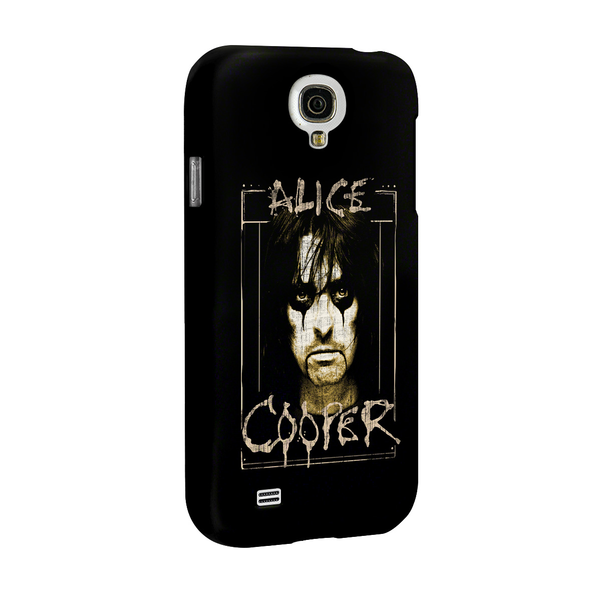 Capa para Samsung Galaxy S4 Alice Cooper Photo