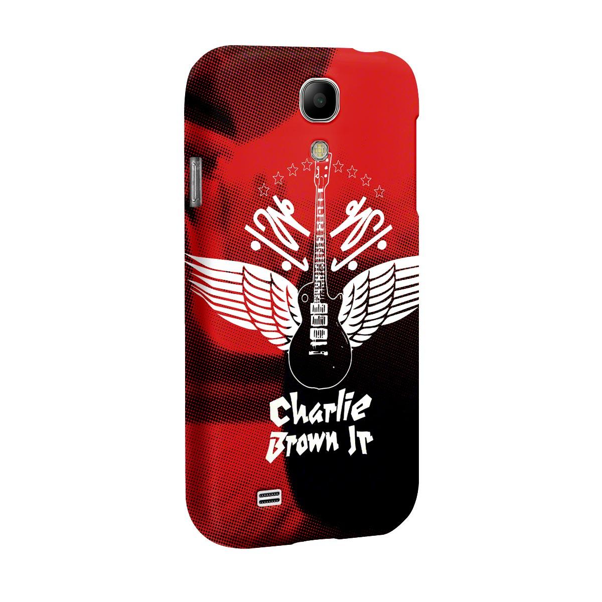 Capa para Samsung Galaxy S4 Charlie Brown Jr. Imunidade Musical