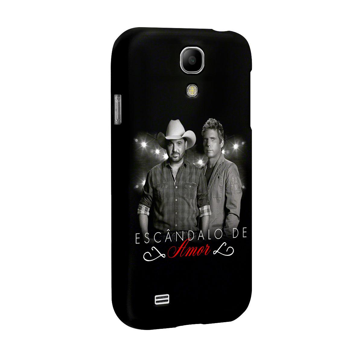 Capa para Samsung Galaxy S4 Edson & Hudson Escândalo de Amor Foto