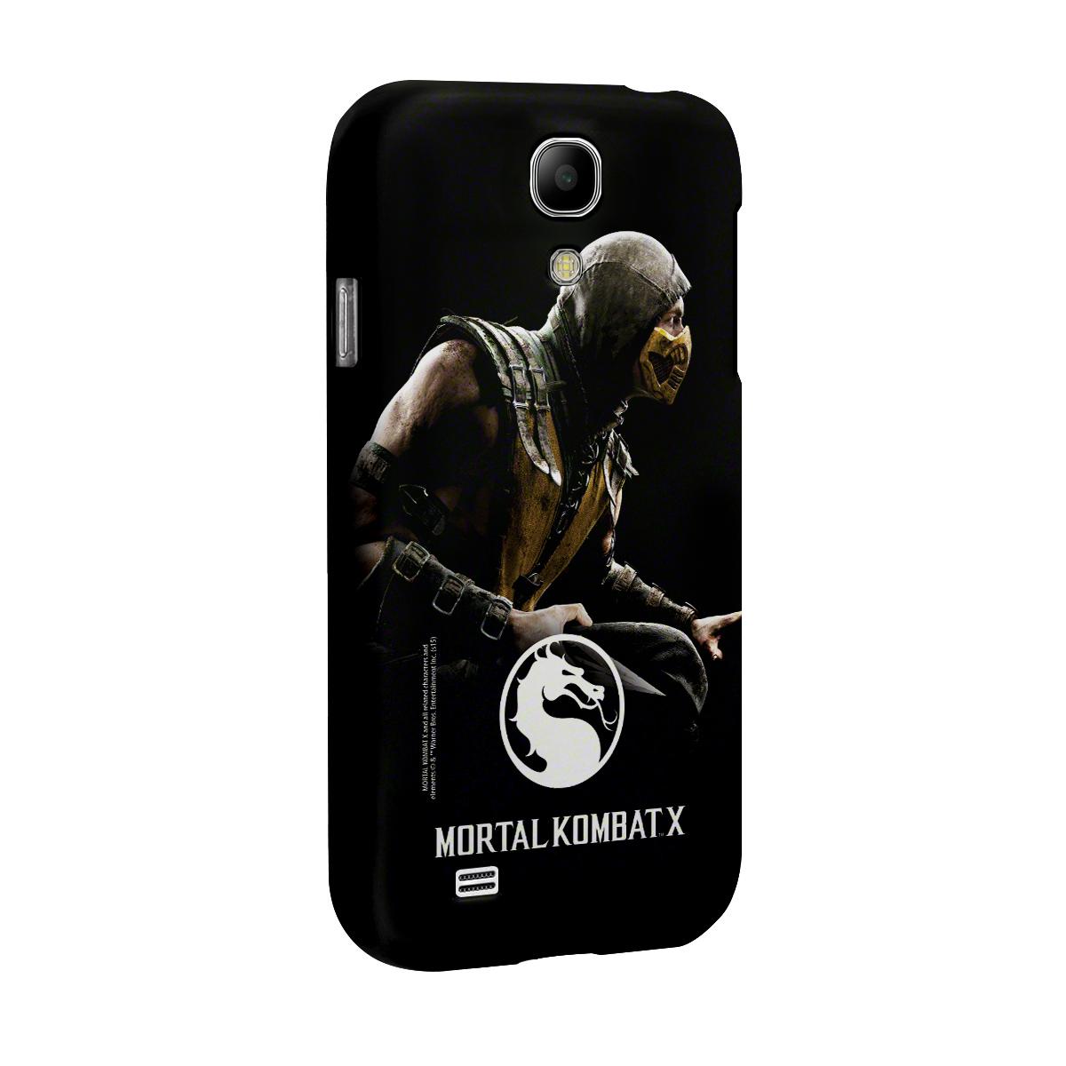 Capa para Samsung Galaxy S4 Mortal Kombat X Capa