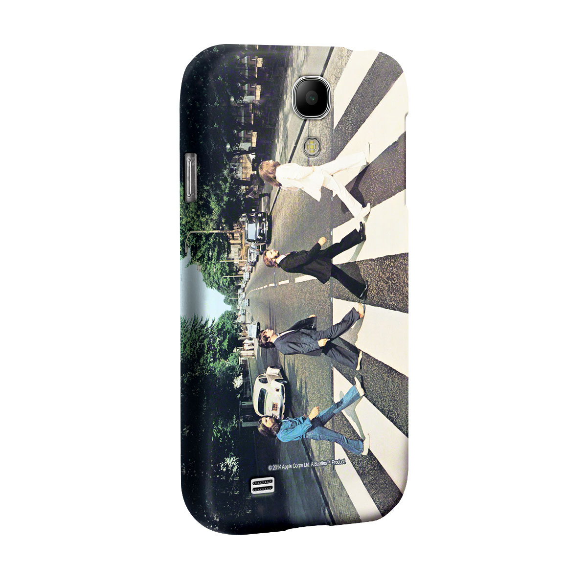 Capa para Samsung Galaxy S4 The Beatles Abbey Road Original