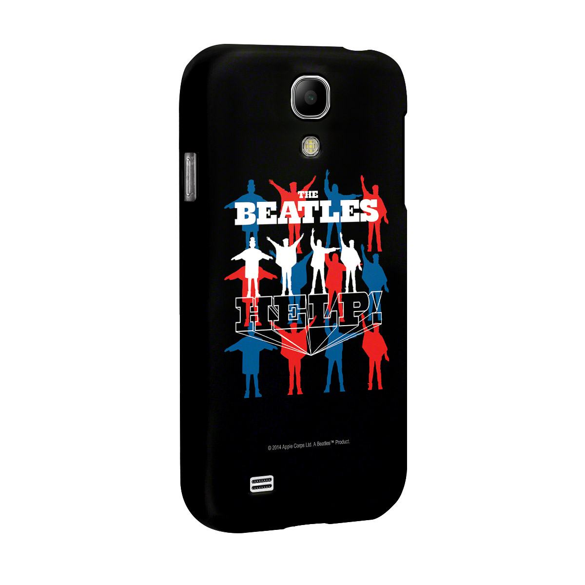 Capa para Samsung Galaxy S4 The Beatles Help