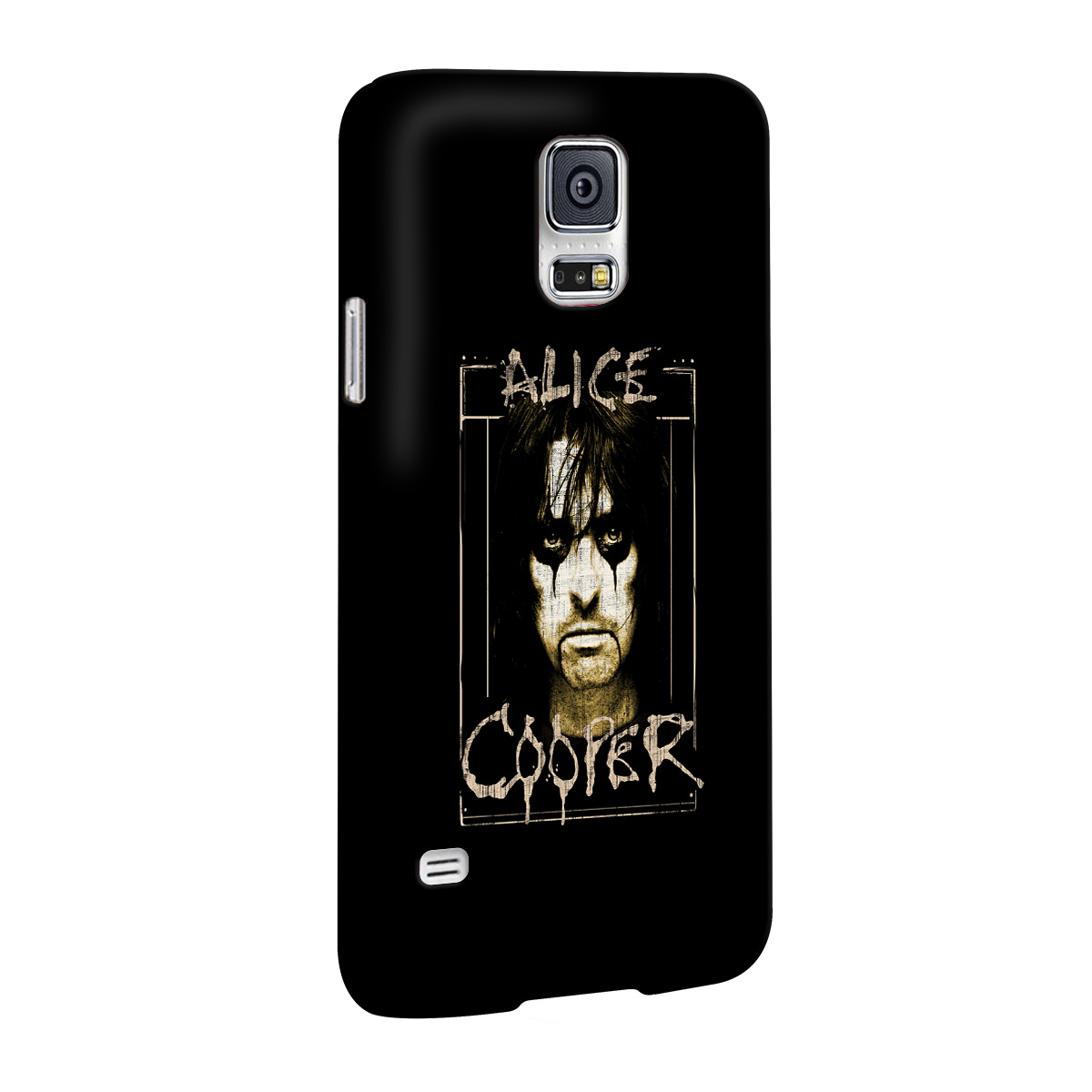 Capa para Samsung Galaxy S5 Alice Cooper Photo