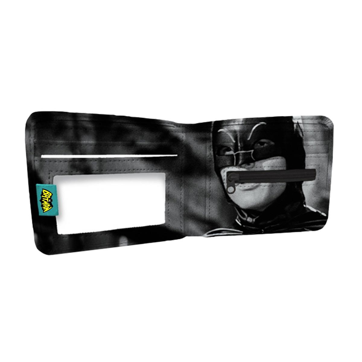 Carteira Movie Batman and Robin P&B