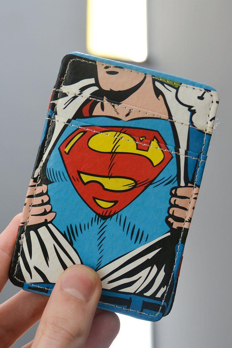Carteira Superman Opening
