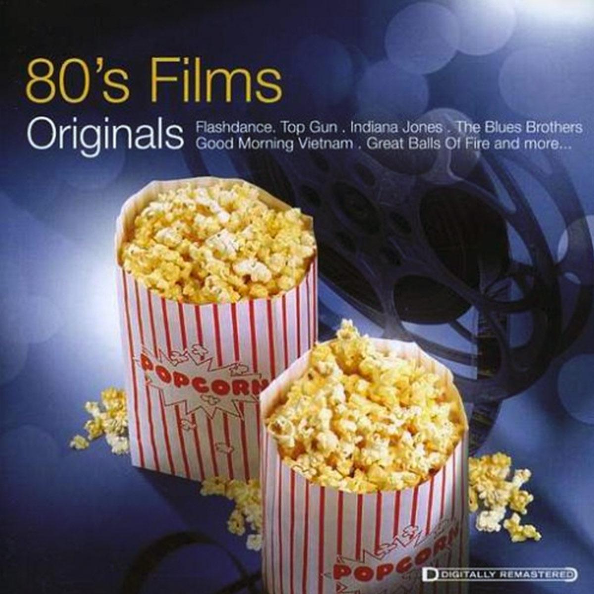 CD 80´s Filmes Originals