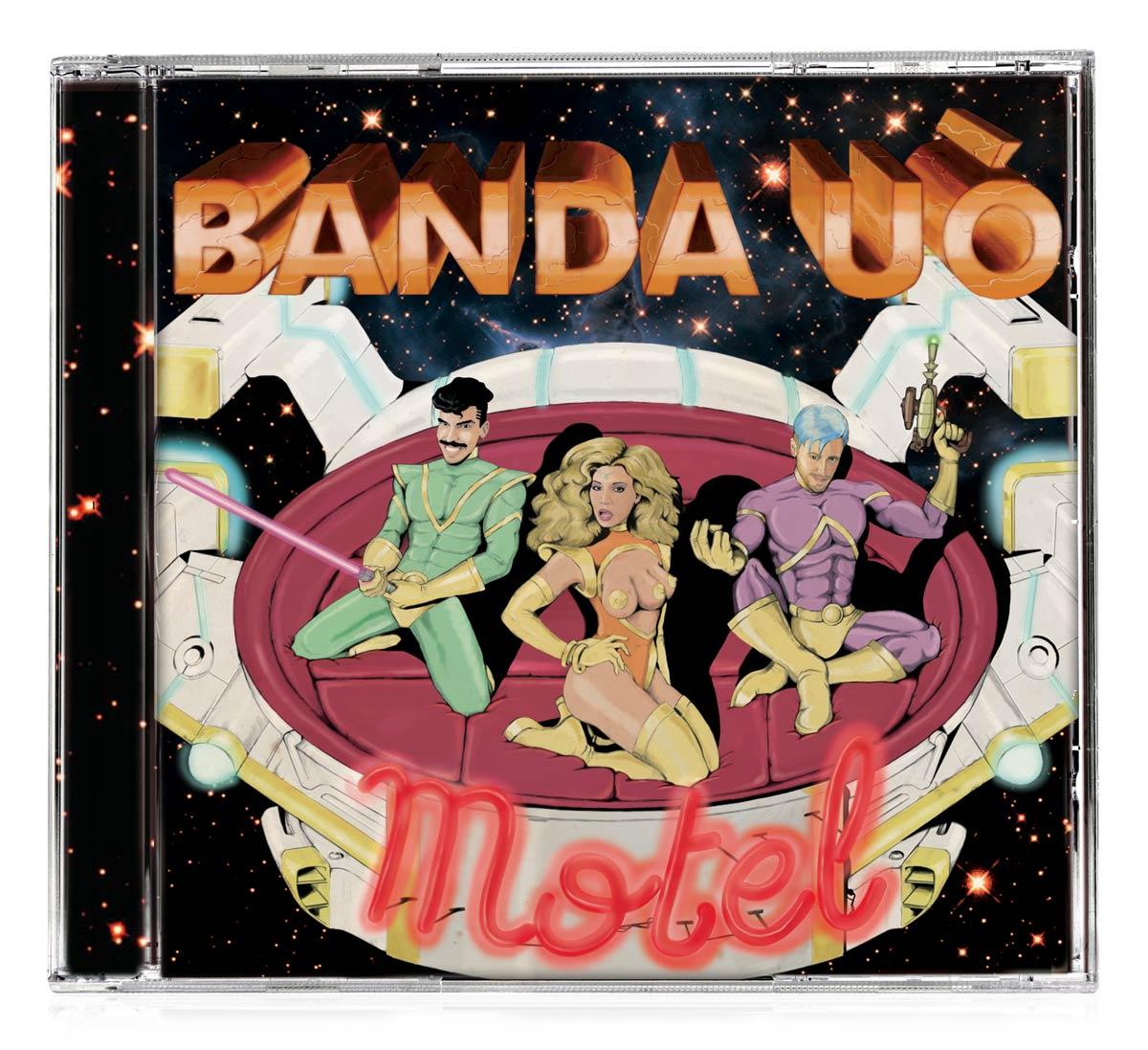 CD Banda UÓ Motel