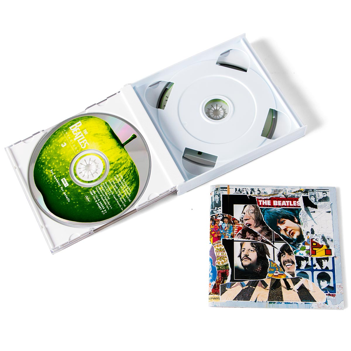 Produto IMPORTADO CD Duplo The Beatles - Anthology III
