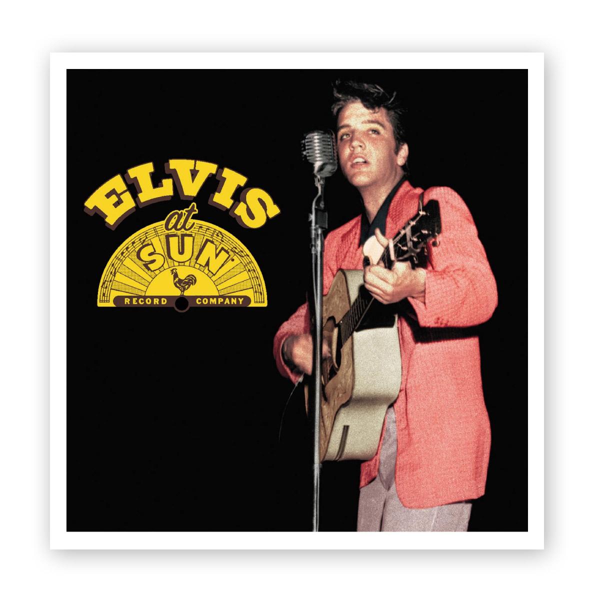CD Elvis - At Sun