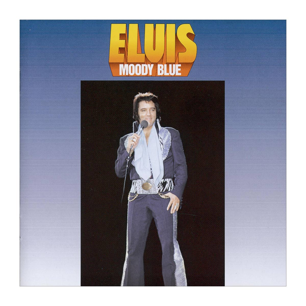 CD Elvis - Moody Blue