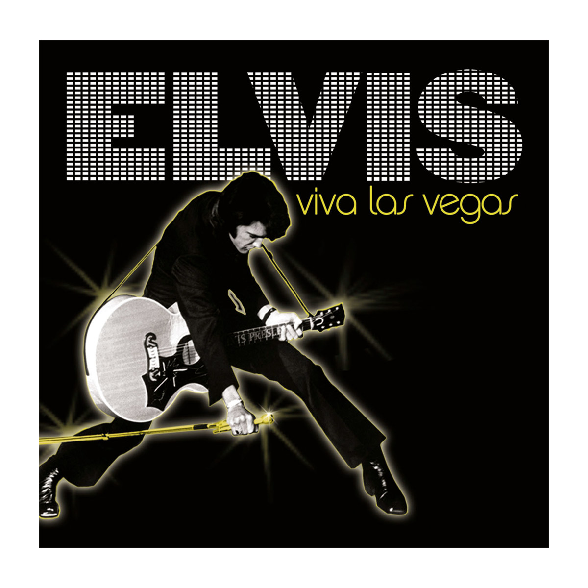 CD Elvis - Viva Las Vegas