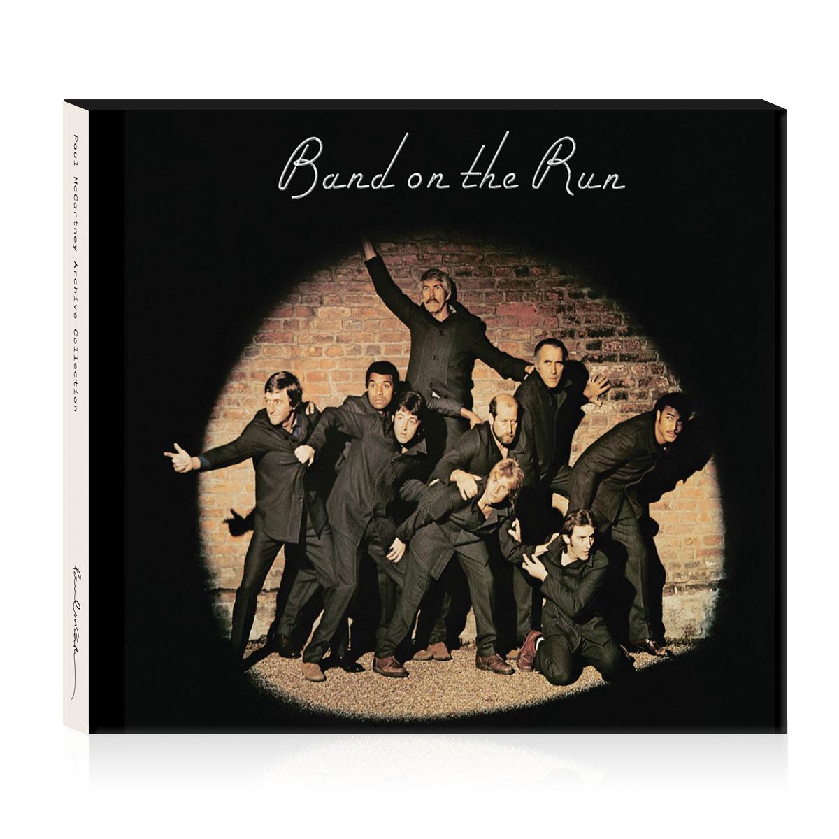 CD IMPORTADO Paul McCartney Band on the Run