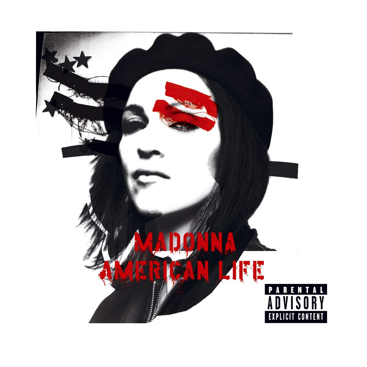 CD Madonna American Life