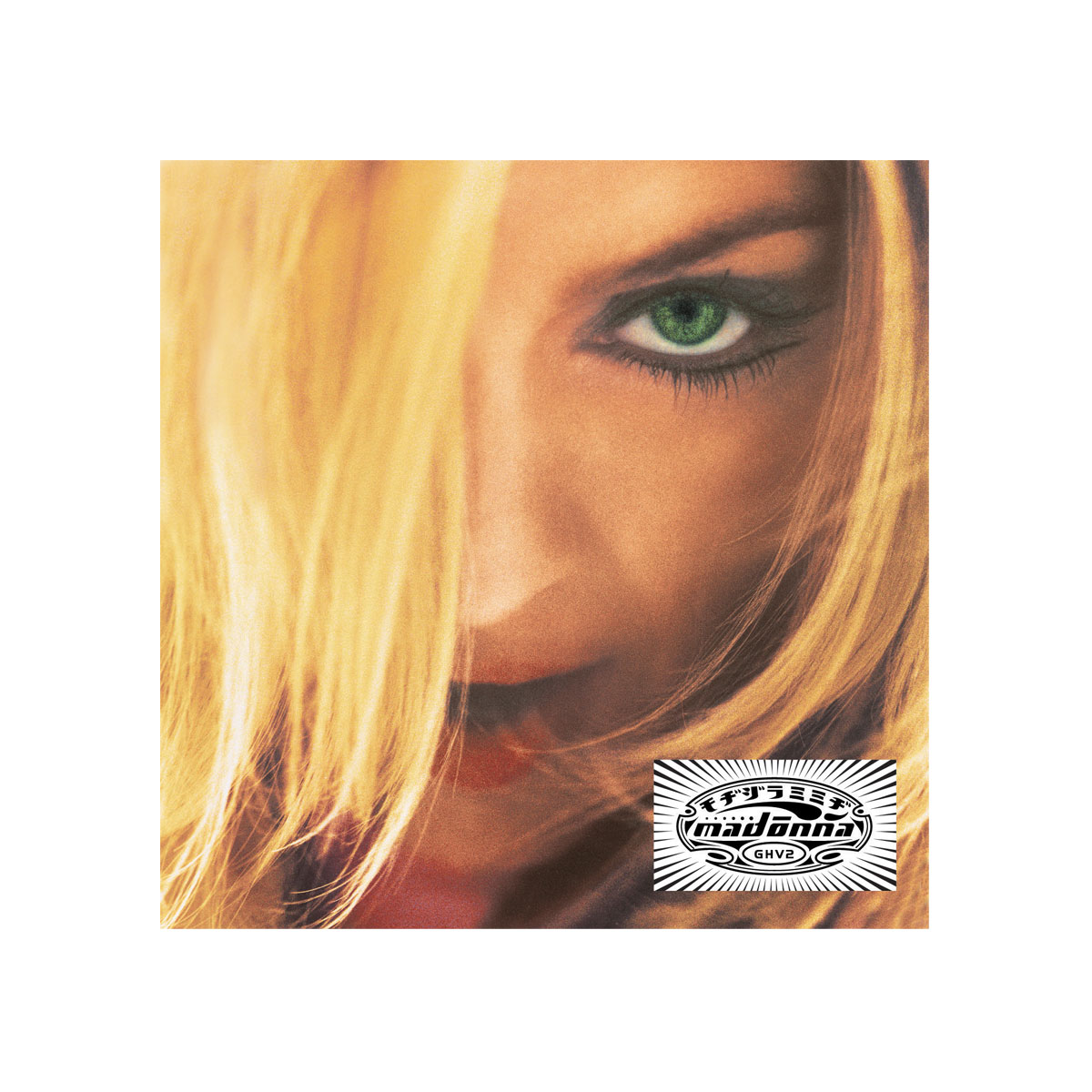 CD Madonna Greatest Hits Vol. 2