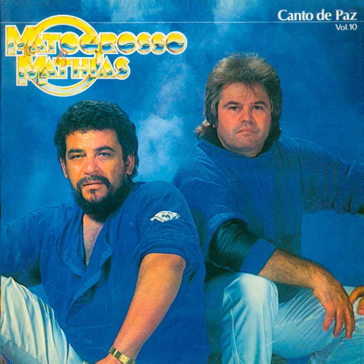 CD Matogrosso & Mathias Canto de Paz Vol. 10