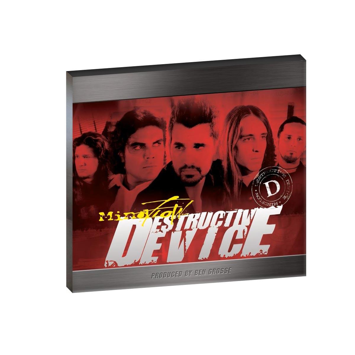 CD MindFlow Destructive Device