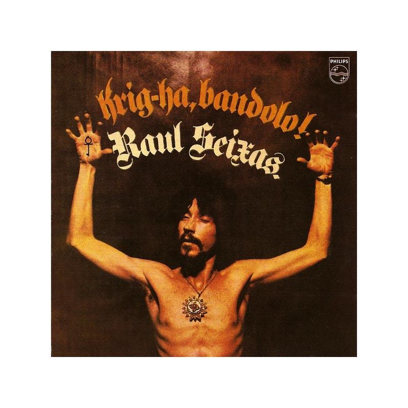 CD Raul Seixas Krig-ha, Bandolo!