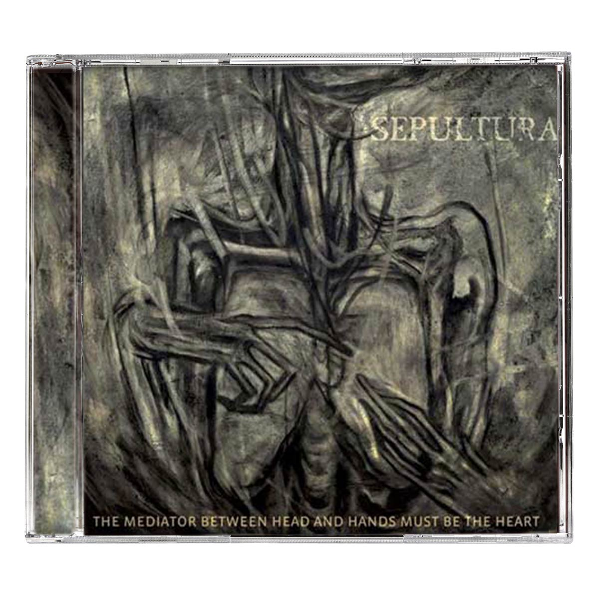 CD Sepultura The Mediator Between Head And Hands Must Be The Heart